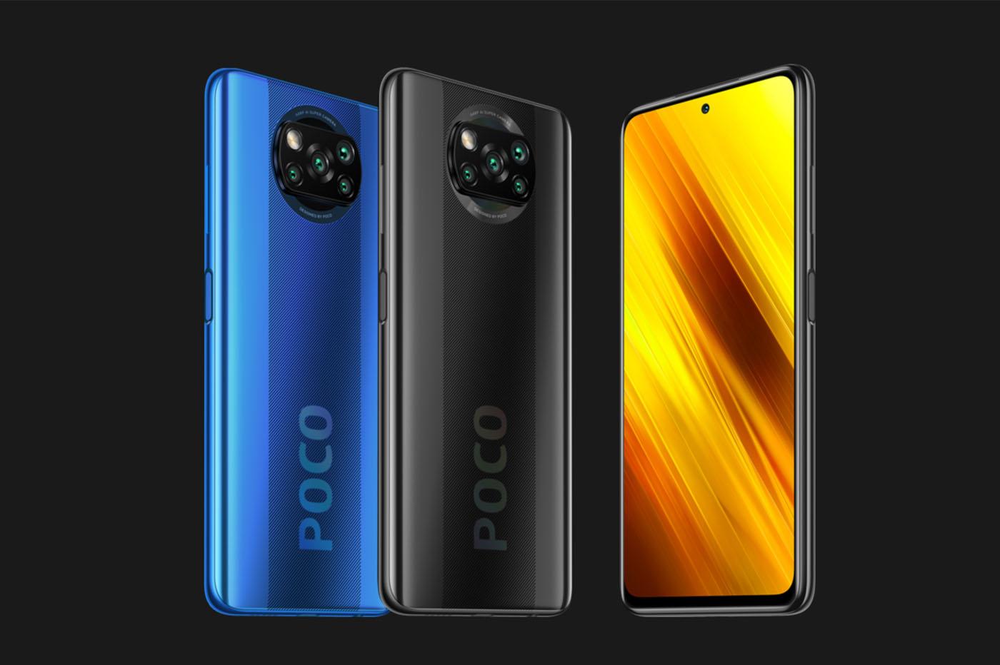 Où acheter Poco X3 NFC