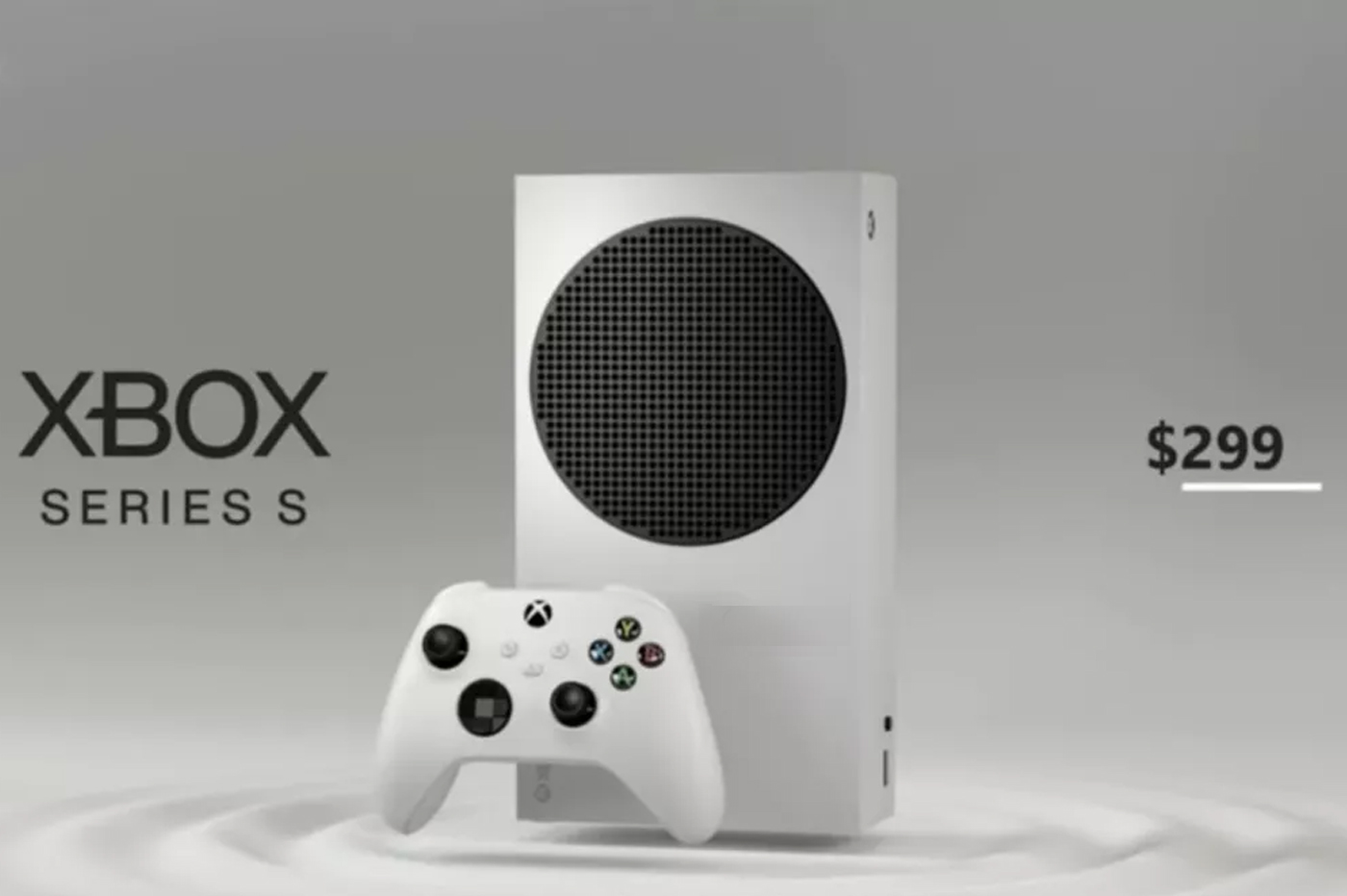 Informations, prix, design Xbox Series S