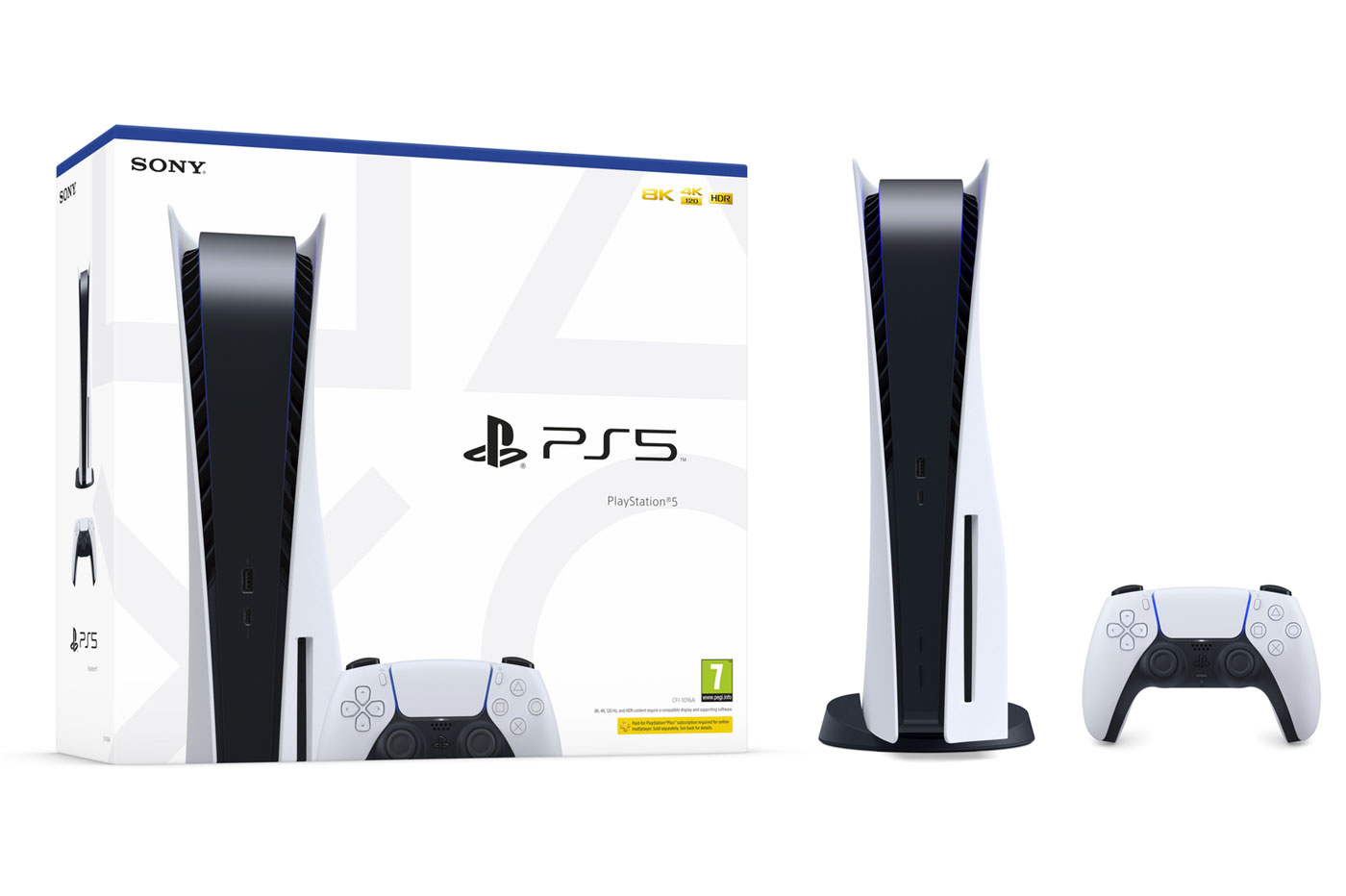 Console Sony PS5