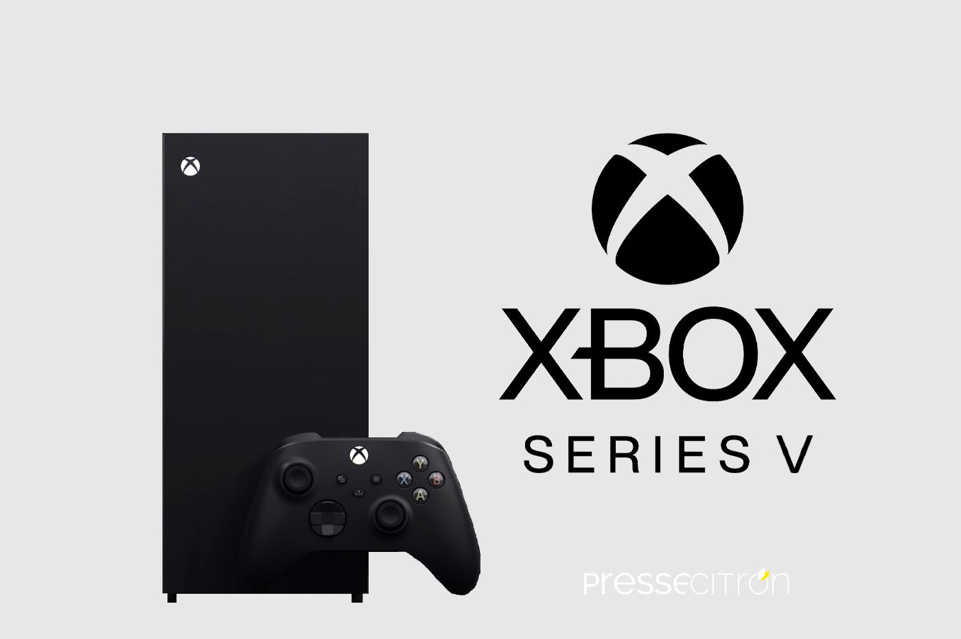 Les rumeurs autour de la Xbox Series V