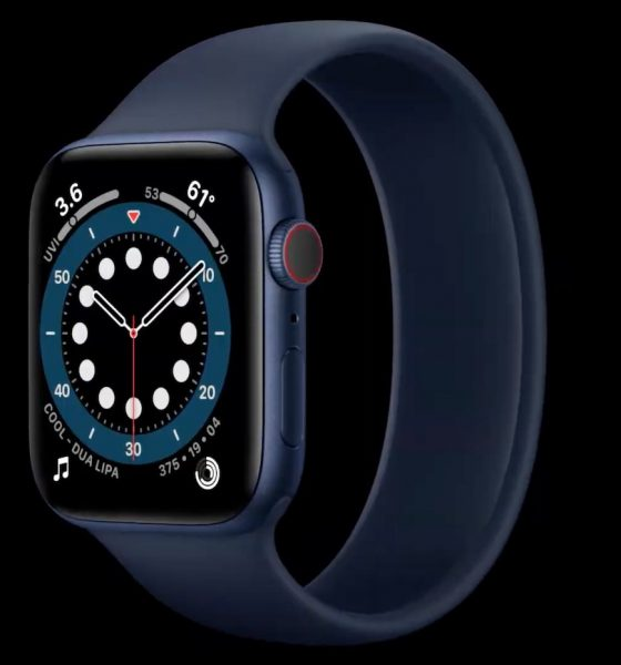 Apple Watch Series 6 2020