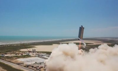 SpaceX Starship essai