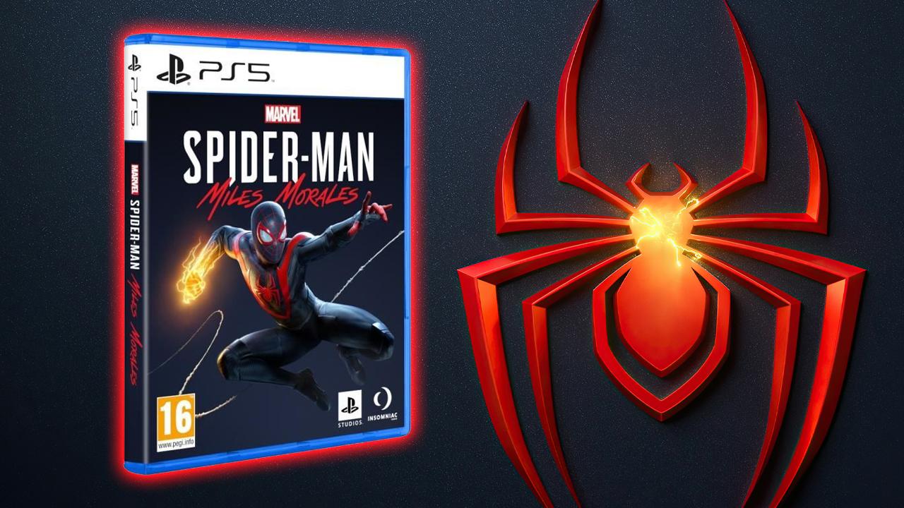 Spider Man Miles Morales PS5 Standard
