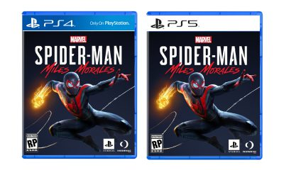 SpiderMan Miles Morales PS4 et PS5