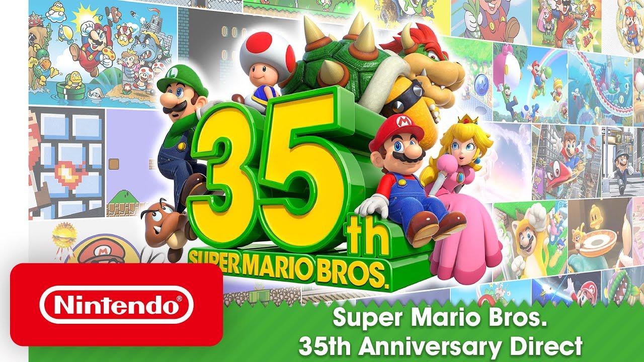 Super Mario 35th Anniversary