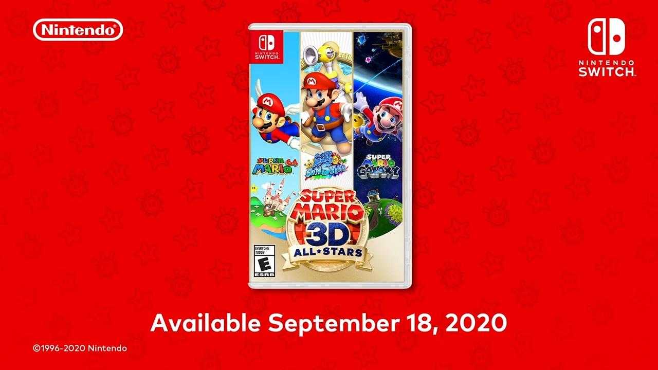 Super Mario 3D-All Stars