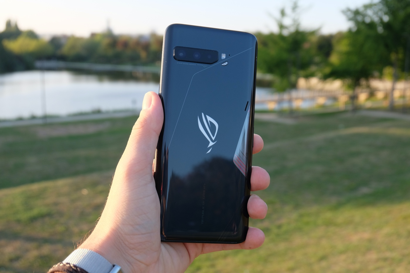 test asus rog phone 3 prise en main