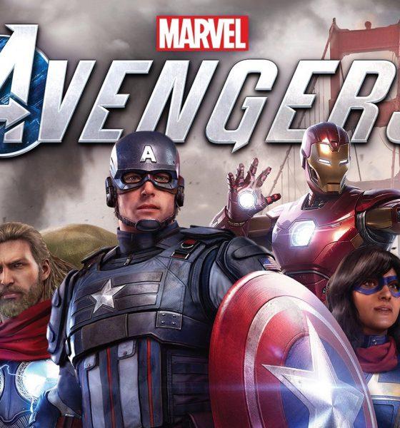 Marvel's Avengers Test