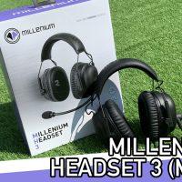 Test Millenium Headset 3 (MH3)