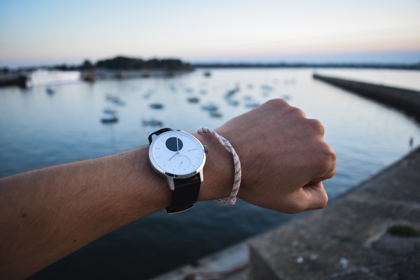 Withings ScanWatch lifestyle