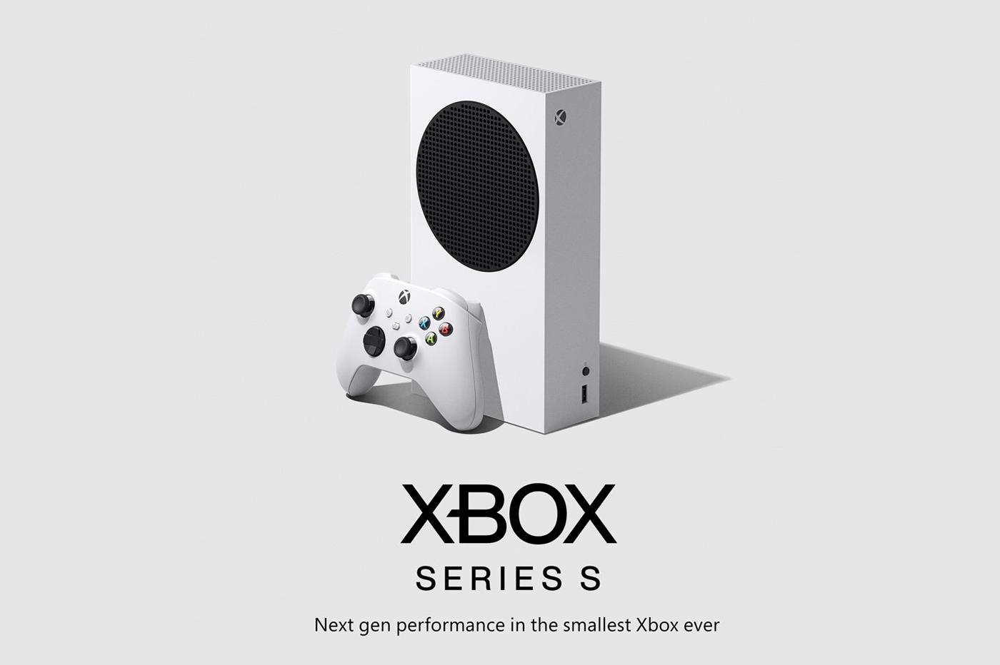 Xbox Series S Précommande