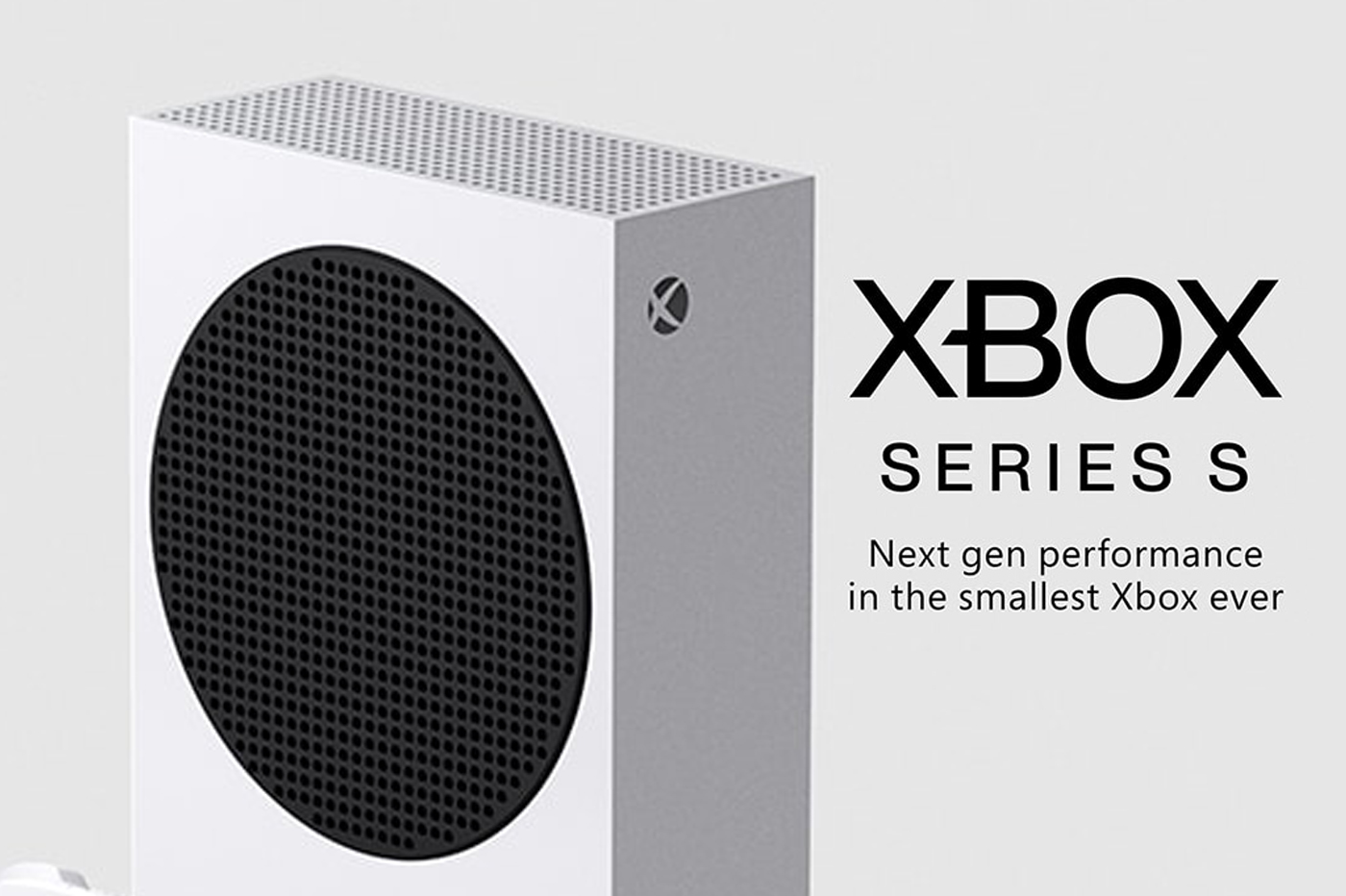 Xbox Series S Mauvaise Nouvelle