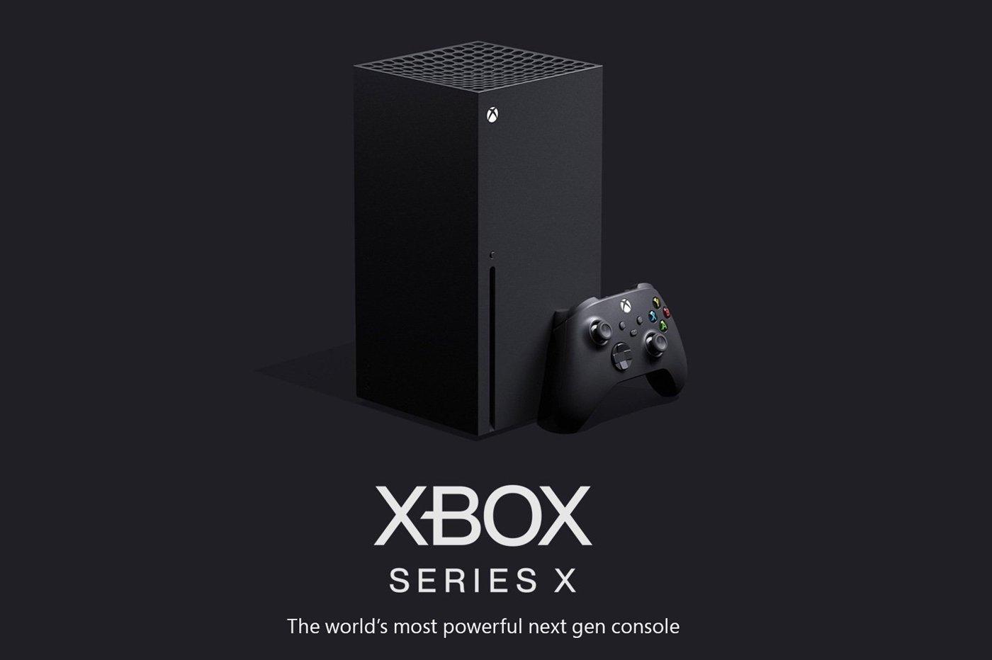 Xbox Series X Précommande