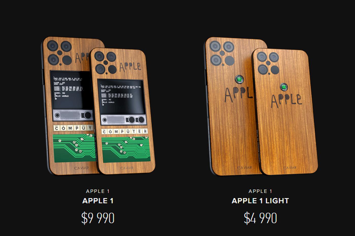 Apple iPhone 12 Caviar