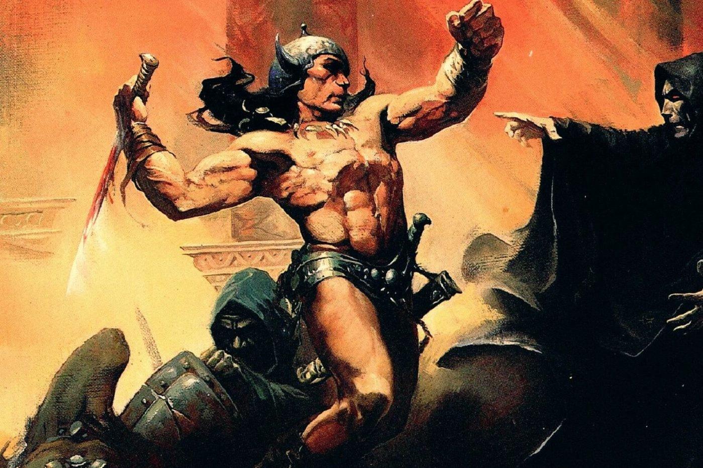 Conan le Barbare décliné en série pour Netflix