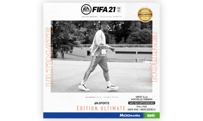 Précommander FIFA 21 Micromania Edition Ultimate