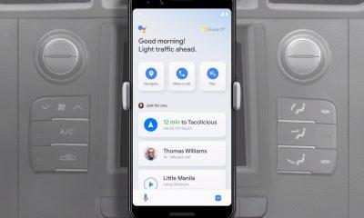 Le Driving Mode de Google présenté en 2019