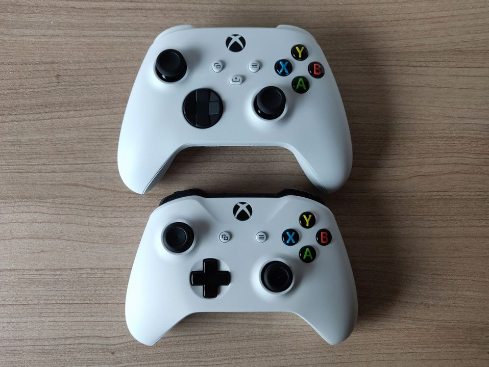 Test Manette Xbox Series S