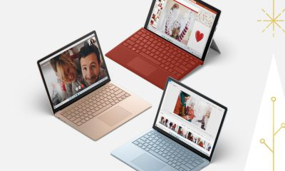 Vente flash Microsoft Surface