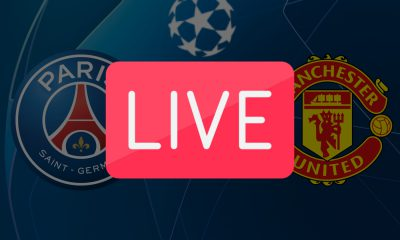 PSG Manchester United Streaming