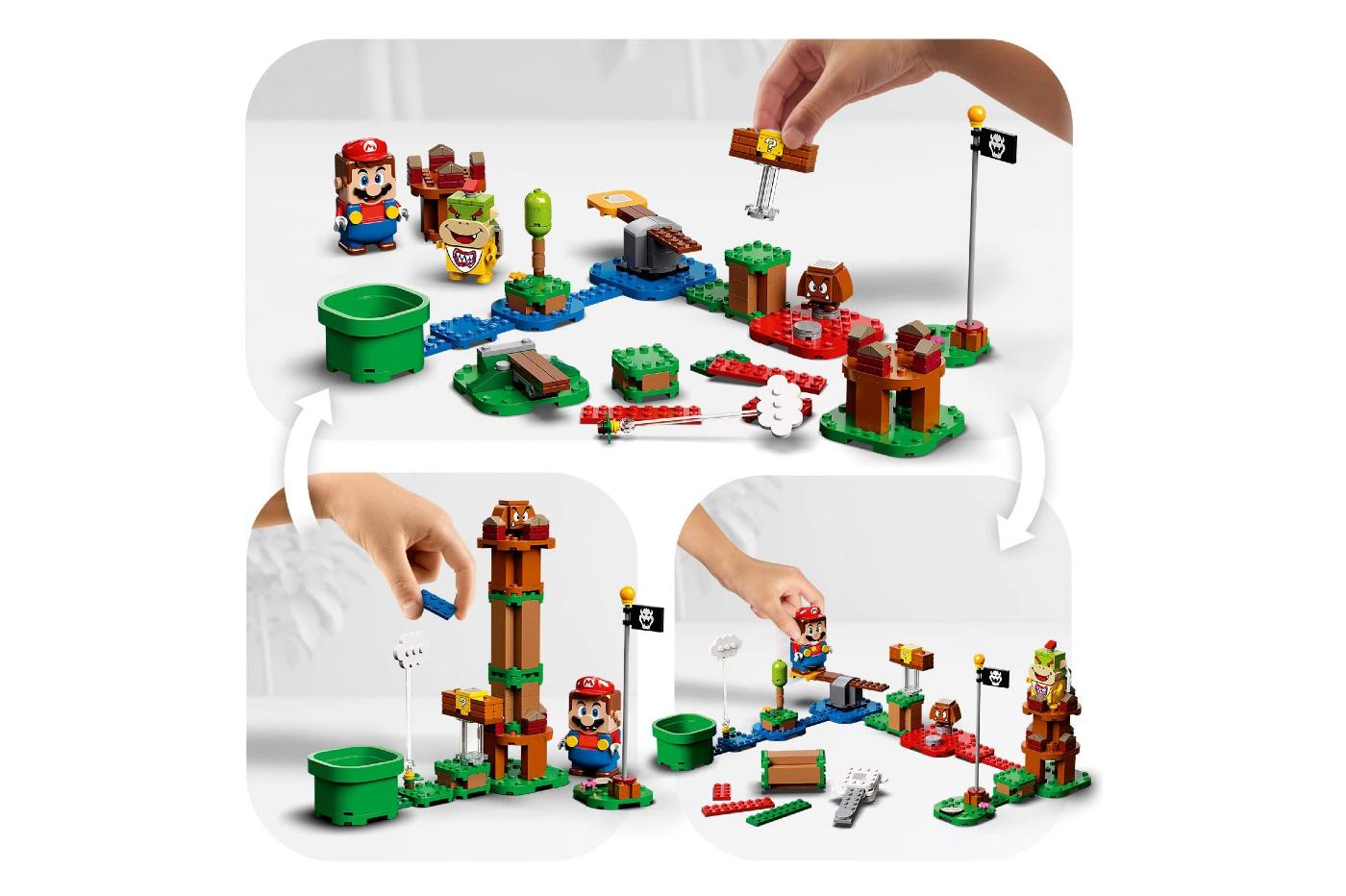 Pack de démarrage Lego Mario (2)
