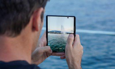 Photo Samsung Galaxy Z Fold 2