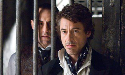 Robert Downey Jr. a de grandes idées pour le personnage de Sherlock Holmes