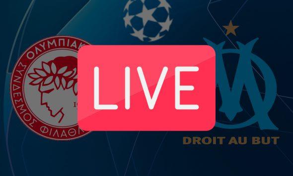 Streaming Olympiakos Marseille