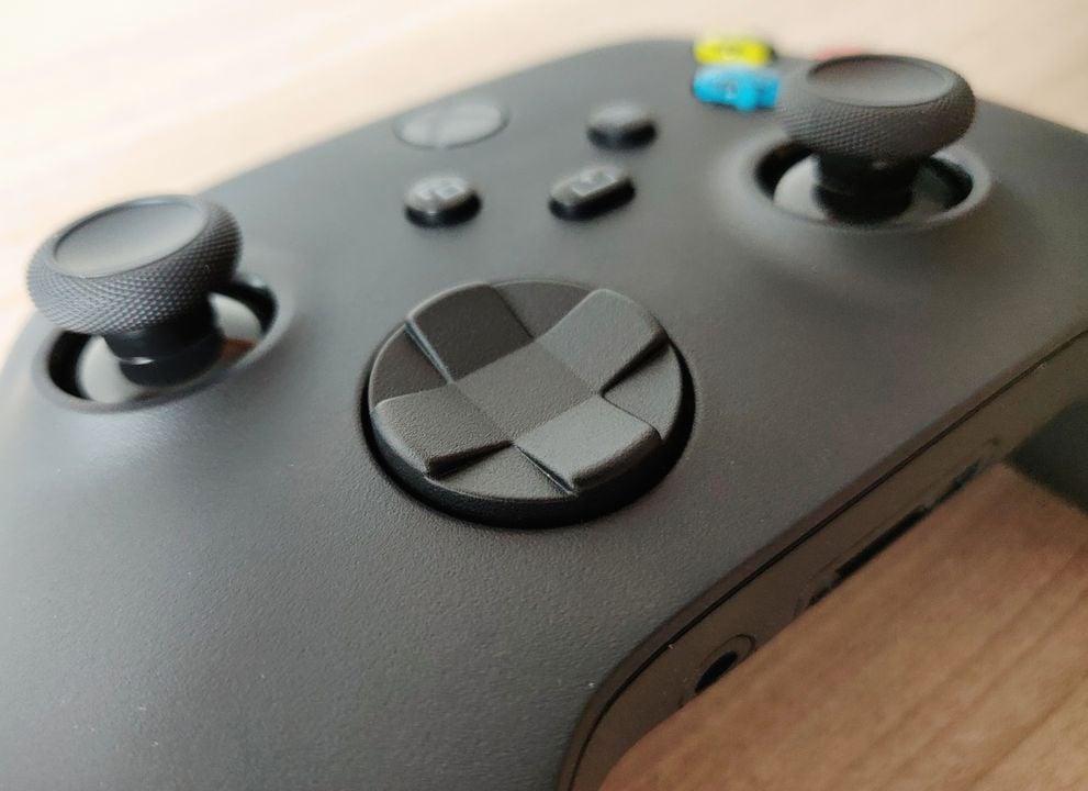 Test Manette Xbox Series X