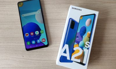 Test Samsung Galaxy A21s