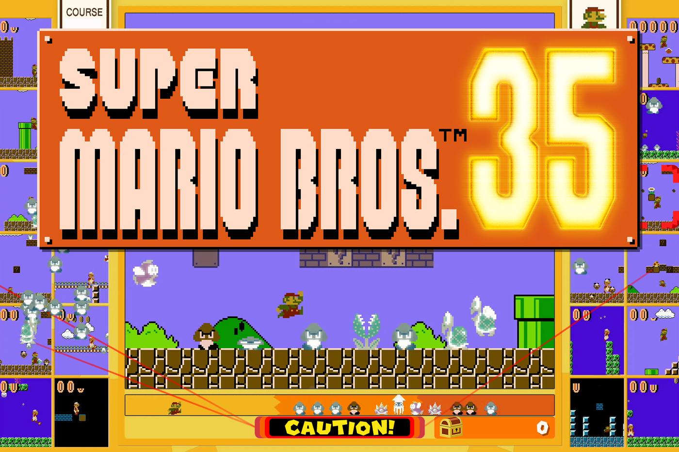 Test Avis Super Mario Bros 35