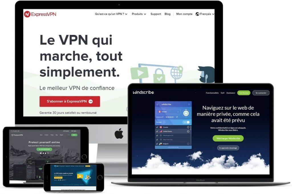 VPN gratuits limites