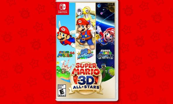 Acheter Super Mario 3D All Stars Physique