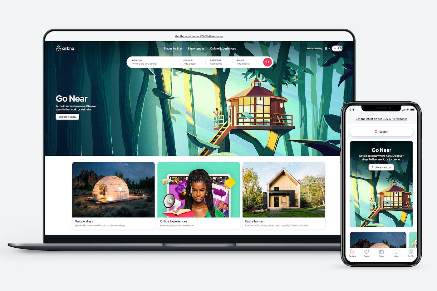 Airbnb design app
