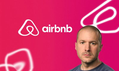 Airbnb Jony Ive
