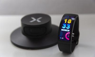 La montre incurvée Amazfit X