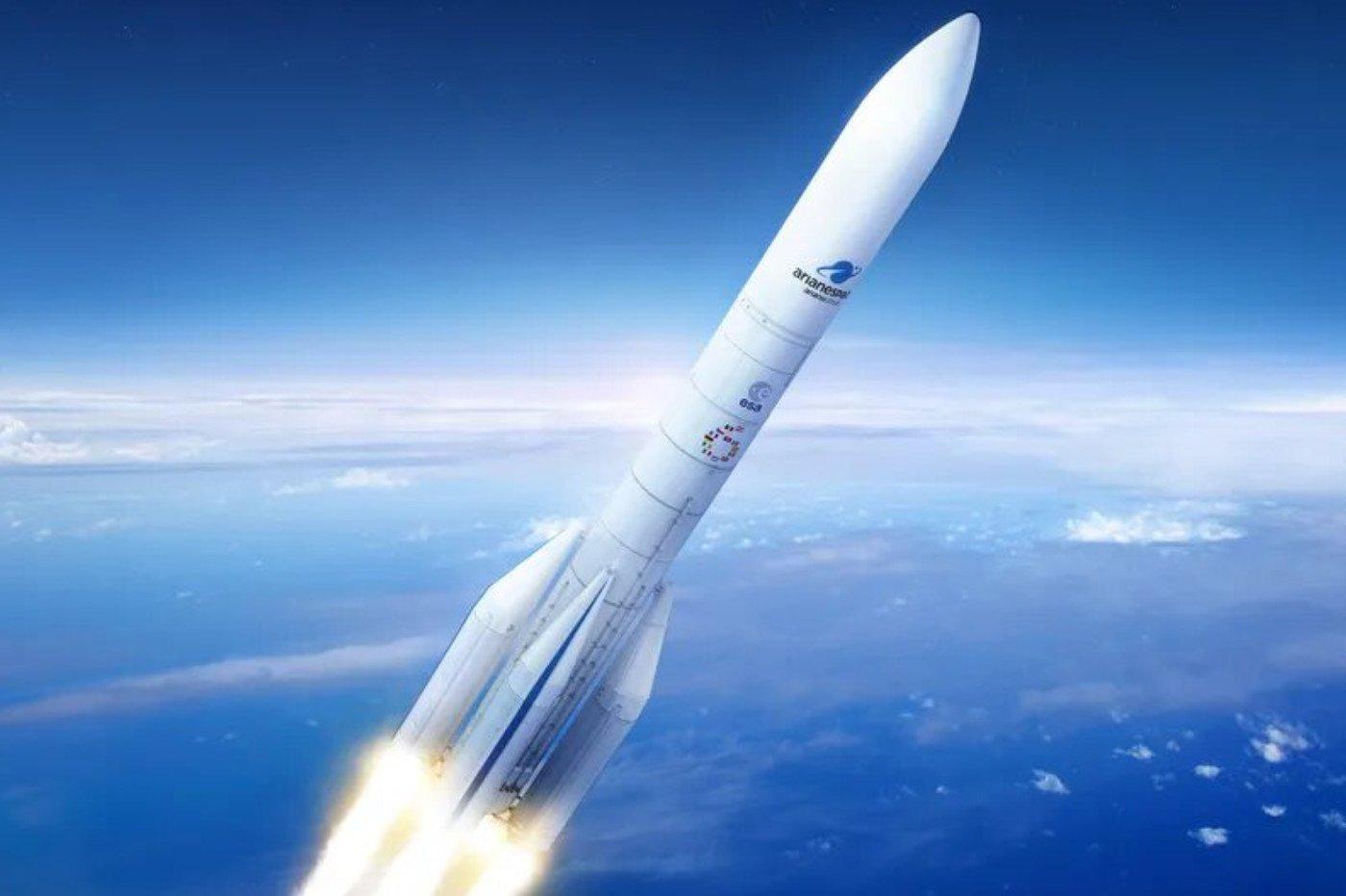 Ariane 6 prototype