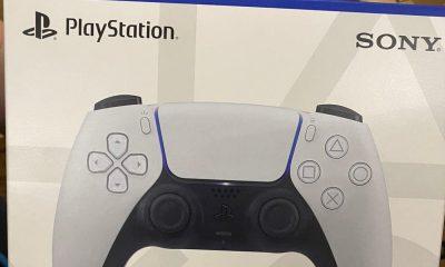 Boîte Manette PS5 DualSense