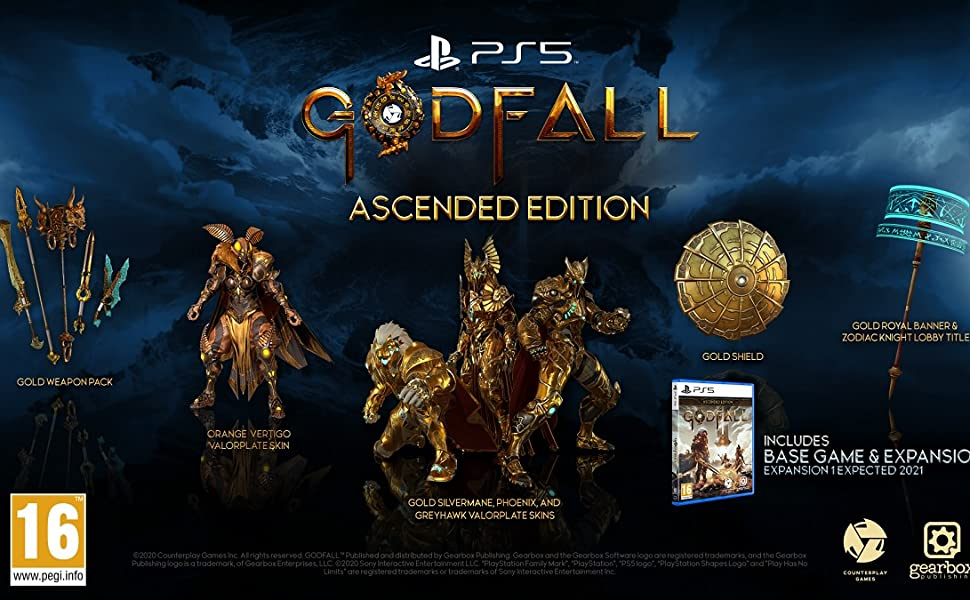 Godfall Edition Ascended