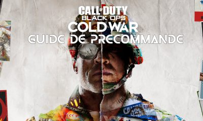 Guide Précommande Call of Duty Black Ops Cold War