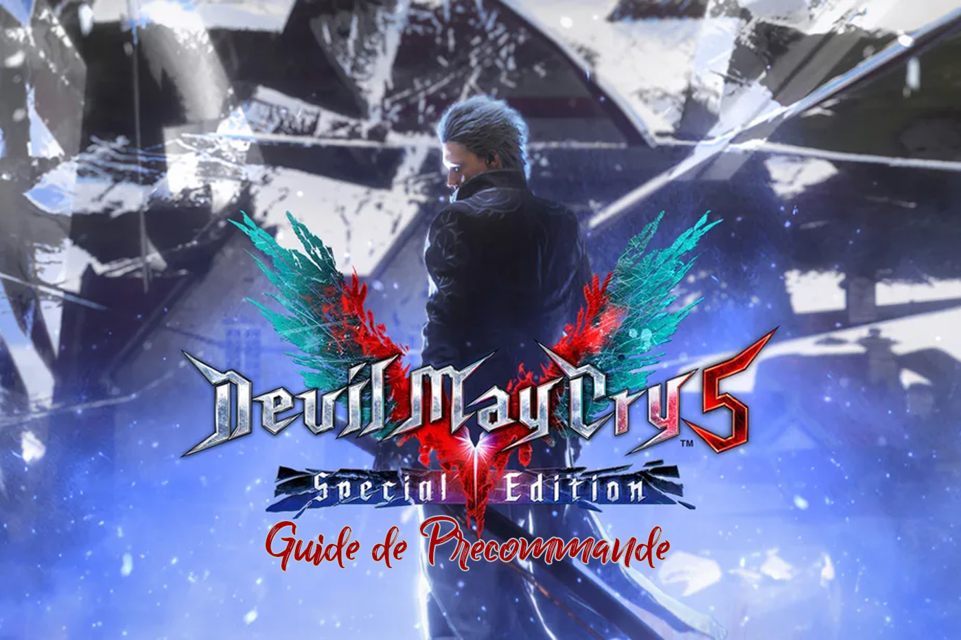 Guide Précommande Devil May Cry 5