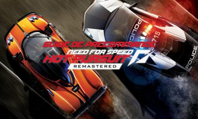 Guide de précommande Need For Speed Hot Pursuit Remastered