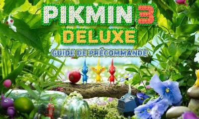 Guide Précommande Pikmin 3 Deluxe