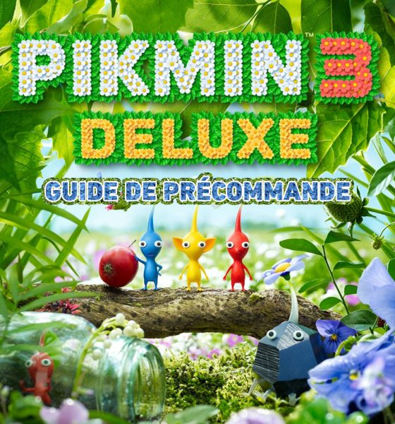 Guide Précommande Pikmin 3 Deluxe