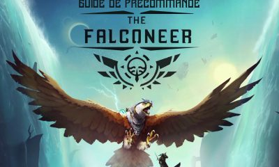 Guide Précommande The Falconeer