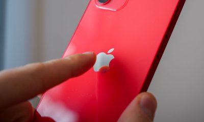 iPhone 12 Toucher raccourci