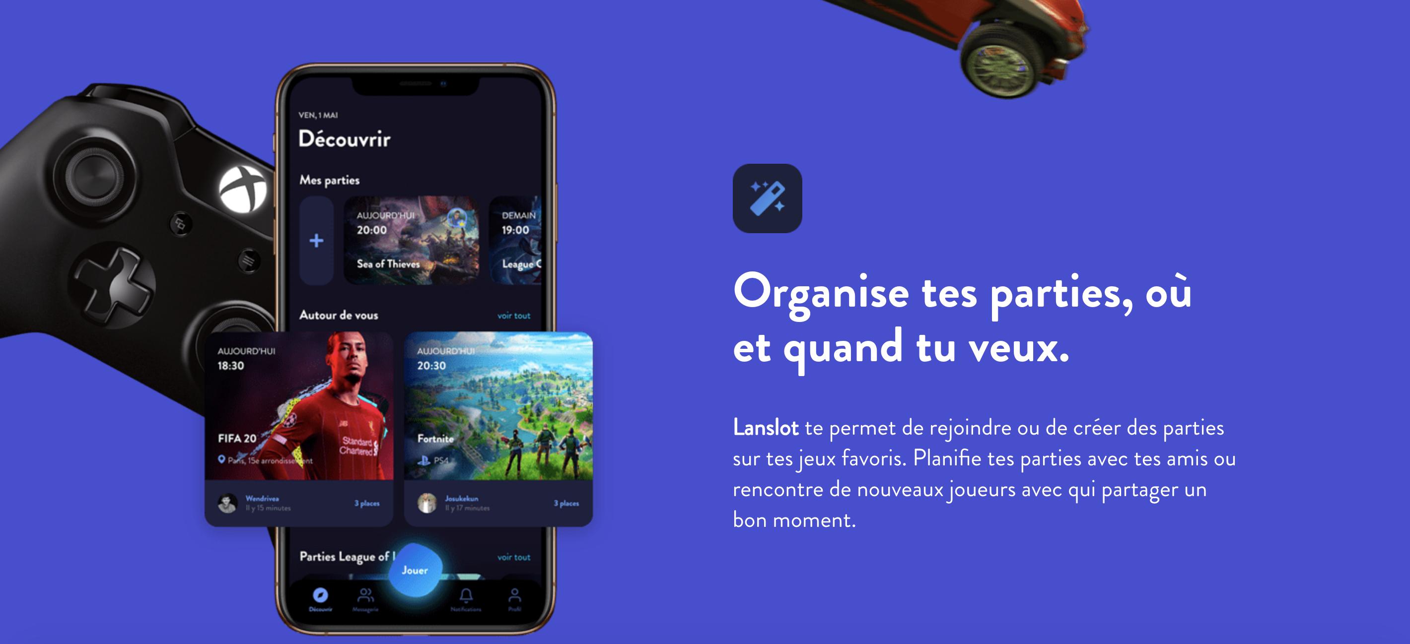Lansolt App