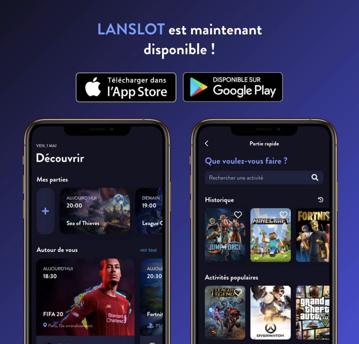 Laslot app