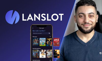 Interview Chedli Lanslot Application Gameurs
