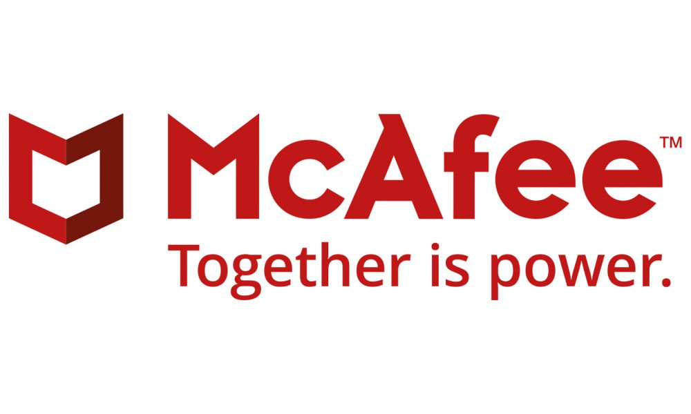 McAfee bourse retour